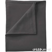 """Joe's USA Soft & Cozy 50"""" x 60"""" Sweatshirt Blankets in 14 Different Colors - B013X6L6T6"""