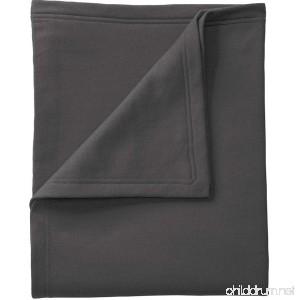 Joe's USA Soft & Cozy 50 x 60 Sweatshirt Blankets in 14 Different Colors - B013X6L6T6