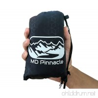 MD Pinnacle Portable Outdoor Pocket Blanket. Extra Large (79 x 56) Premium Soft Waterproof Sand Proof & Rip Proof Mat. Ideal for any Outside Activities such as Camping/Hiking or Beach. - B074Q4774B