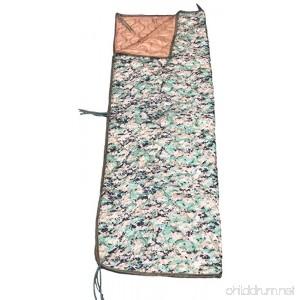Military Style Poncho Liner Blanket - Woobie - B01NAQLNK4