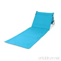 ONIVA - a Picnic Time brand Beachcomber Portable Beach Mat Blue - B001PLV5ZM