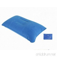 Inflatable Pillow - Vivian Comfortable Portable Outdoor Hiking Camping Traveling Pillow Cushion - B01JCMJI40