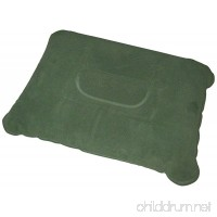 Zaltana Inflatable Camping Pillow (PL-1) Green - B00U3WB7IE