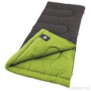 Coleman Duck Harbor Cool Weather Adult Sleeping Bag - B00363PSH8