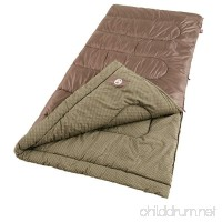 Coleman Oak Point Cool Weather Big and Tall Adult Sleeping Bag - B00363PTGI