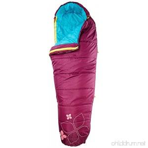 Kelty Kids39; Little Tree and Little Flower 20 Degree Sleeping Bags - B00G6KUKTE