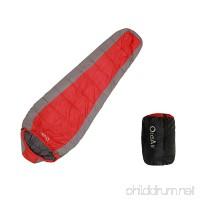 OtdAir Double Sleeping Bag/Mummy Sleeping Bag Waterproof Lightweight Sleeping Bag for Camping Backpacking Hiking Travel - B071QWKWSJ