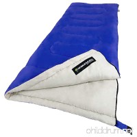 Sleeping Bag  2-Season With Carrying Bag For Adults and Kids - B071RHH64H