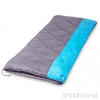X-CHENG Sleeping Bag - ECO Friendly Materials - Water Resistant & Machine Washable - Two Bags can be Zipped Together - 40℉ Available-Perfect for Camping  Hiking - Comes with Complimentary Gift - B07F7WC6GJ