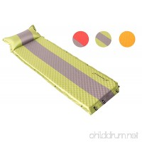 Clostnature Self Inflating Sleeping Pad - Camp Air Pad  Lightweight Connectable Foam Mat  Comfortable Air Mattress for Camping  Backpacking  Hiking  Outdoor and Tent - B07D5VKTCV