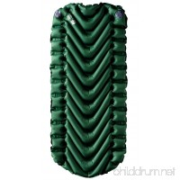 Klymit Static V Junior Sleeping Pad  Green/Char Black - B01BKCAXJ4