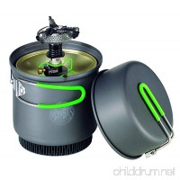 Optimus Crux Stove With Terra Weekend HE Cook Set - B0038BBO1M