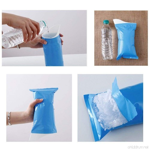 Fenleo Disposable Urine Bags Camping For Travel