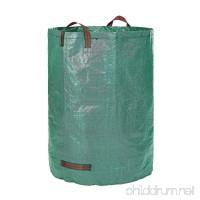 Fenleo Garden bag 32 Gallons - Reuseable Heavy Duty Gardening Bags  Lawn Pool Garden Leaf Waste Bag - B07F83X1CG