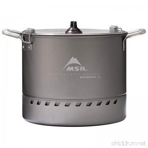 MSR 4.5L WindBurnerAr Stock Pot - B078KN16W7
