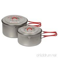 Titanium Ul Pot Set - B00BVOMCAU