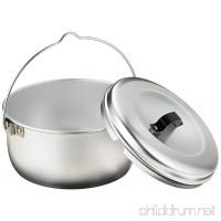 Trangia Alum Cook Pot w/ Lid - B000YKDN1O