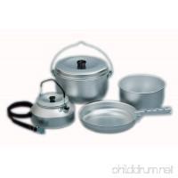 Trangia Campingset 24 Cookware Aluminium grey - B007TJ5PQY