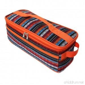 HNYG Camping Cookware Utensil Organizer Picnic Travel Set Portable BBQ Outdoor Cookware A544 - B07CSKQM43