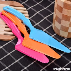 Pizza Server/Pie Server/Cake Cutter Slicer/Pizza Shovel/Cheese Knives Assorted Color (3) - B06XZNV39T