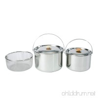 Snow Peak Al dente Cookset-Large - B00HANQ9OG