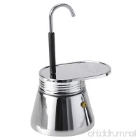 GSI Outdoors 4 Cup Stainless Mini Expresso - B000PGHD36