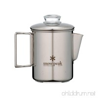 Snow Peak Ultra Heavy Duty Percolator - B000AR2OP2