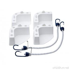 Coleman Cooler Tie-Down Kit - B00168PHSU