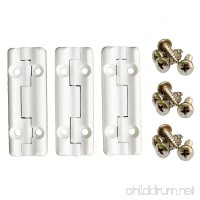 COOLER SHIELD Replacement Hinge For Igloo Coolers - 3 Pack - B00QJHZJX6