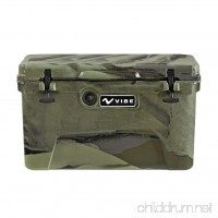 Vibe Kayaks Vibe Element 45Q Cooler with Bottle Opener  Hunter Camo - B01BOBCLU0