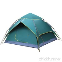 Beneyond Outdoor 3-4 Automatic Hydraulic Camping Tent  Rainproof/Sun Protection/Camping Automatic Tent,Pop up Tent - B07FX8Y6ZP