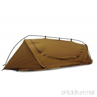 Catoma Adventure Shelters Badger Tent Coyote Brown - B00NO7D06W