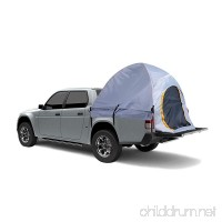 Cosway Portable Waterproof Full-Size Short Truck Bed Tent 5.5ft for Outdoor Fishing Hunting Camping 2 Person Avalanche Standard Bed 6.5ft [US STOCK] - B07C79VFWR