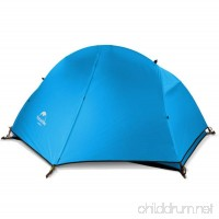 FHGJ 1 Person Tent Double Camping Tent Outdoor Backpack Tent Warm UV Protection Rain Folding Camping - B07D1M89YW