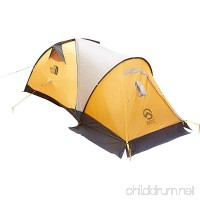 The North Face Summit Series Assault 2 Tent Summit Gold/Asphalt Grey - B00TK6E9EI