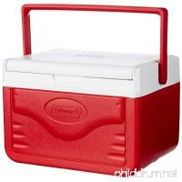 Coleman FlipLid Personal Cooler  5 Quarts - B000W4RV6K