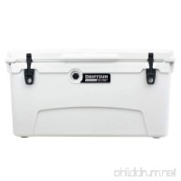 Driftsun 75 Quart Ice Chest/Heavy Duty Cooler/High Performance Commercial Grade Insulation - B073R1TPHF