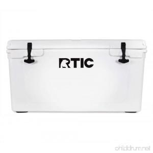 RTIC Cooler 65 qt (White) - B075QLGRTY