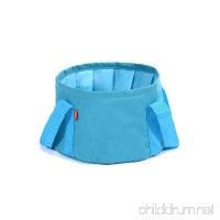 New Camping Bucket 15L Outdoor Folding Buckets Washing Basin Portable Bucket Water Pot Camping Collapsible Fishing Water Bucket - B07BF5YGP7