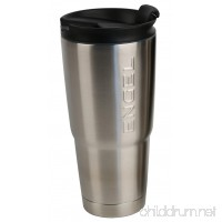 Engel Tumbler - Stainless Steel Vacuum Insulated with Lid - 30oz - B0179RBVL8
