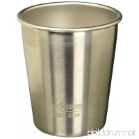Klean Kanteen Single Wall Stainless Steel Cups  Pint Glasses in 10oz/16oz/20oz - B076KRHNW5