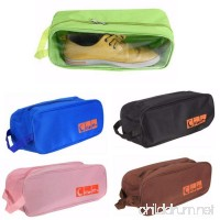 Ochoos Camping Travel Supplies - Travel Pouch Bag - Waterproof Shoe Bag Travel Shoe Bag Shoe Case Bag Multicolor - B07FYCZLRK