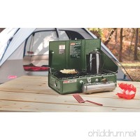 Coleman Guide Series Dual Fuel Stove - B00QMW5H76