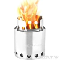 Solo Stove Lite - Compact Wood Burning Backpacking Stove - B007DBD3IU