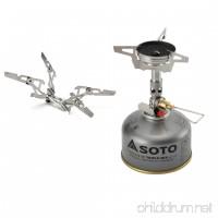 Soto WindMaster Combo Stove - B00M1V86WK