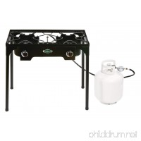 Stansport Cast Iron Stove with Stand - B005D29RE0