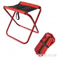 Blueyouth Outdoor Convenient Fishing Camping Barbecue Folding Chair 3 Colors to Choose from - B07FQBYN69
