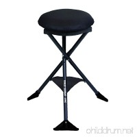 GCI Outdoor 360-Degree Swivel Portable Camping Stool - B0076MK55A
