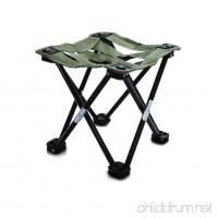 HOBULL Portable Folding Chair Lightweight Waterproof Folding Chair Stool for Camping Fishing Travel Hiking Picnic Beach - B07FBB65P9