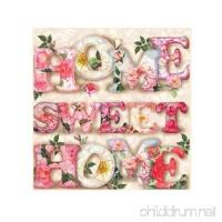 Swyss 5D Embroidery Paintings-DIY Full Diamond Painting Cross Stitch-Warm Home Decor-30X30cm-Sweet Home (pink) - B07F85ZJPK